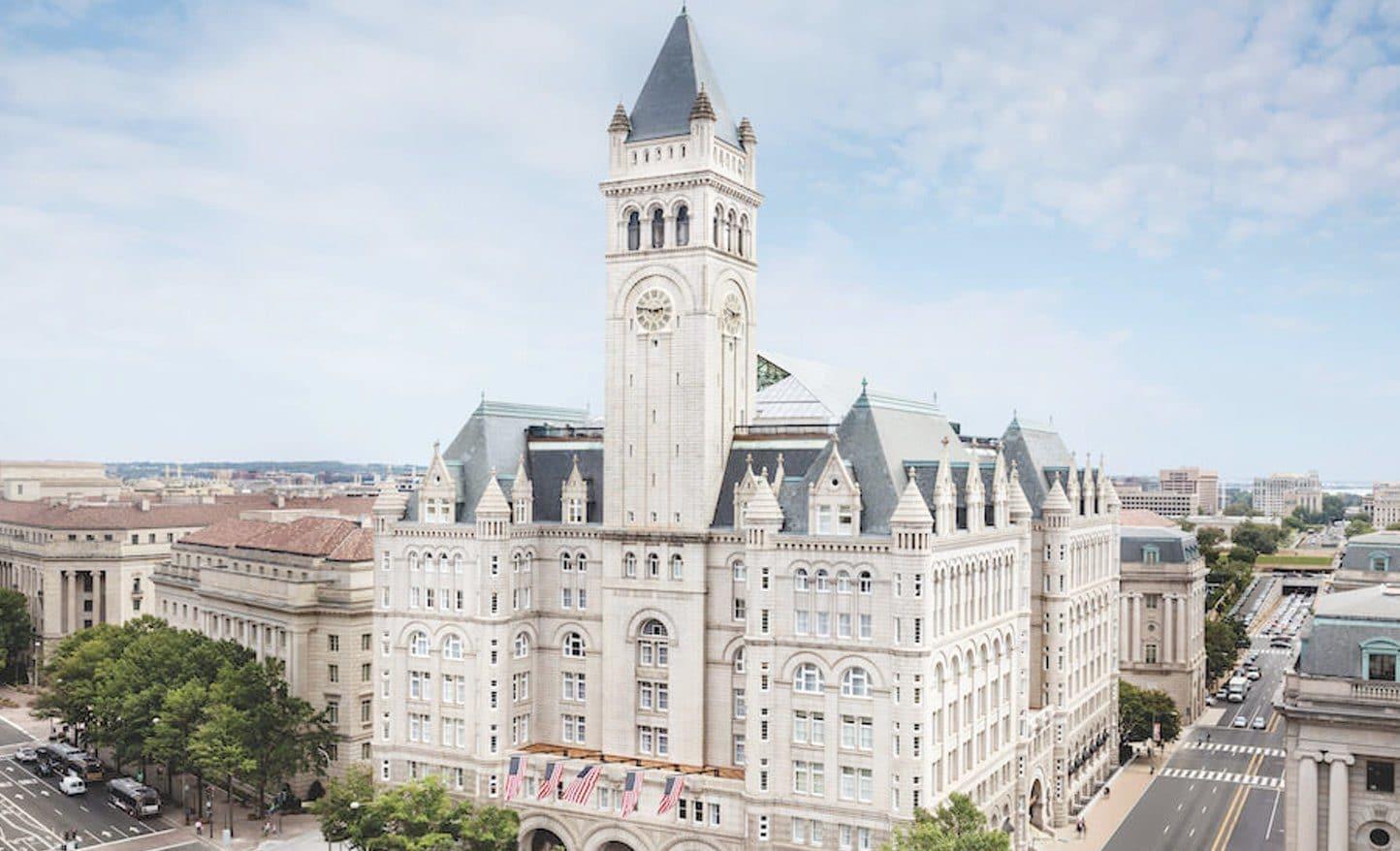 trump hotel washinton dc